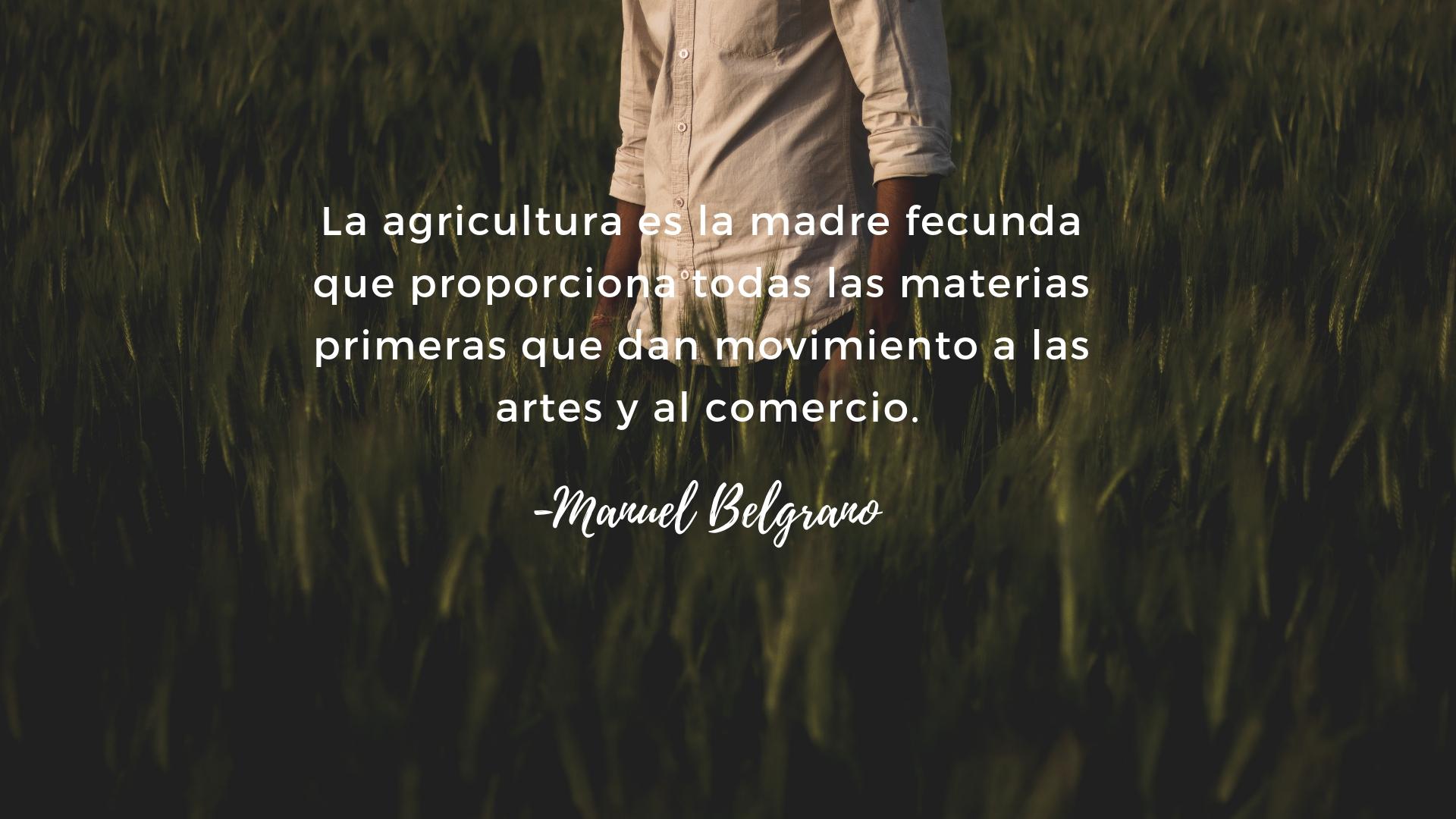 Agricultores prósperos significa más empleo, más prosperidad para los trabajadores y los hombres de negocios de todas las areas industriales en todo el país. (2)